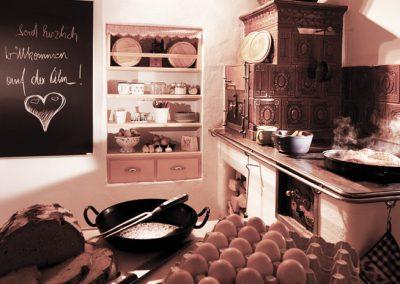 Infrapanel topná tabule Wellina alu rám - infratopení kuchyňě