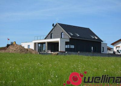 Rodinný dům – Europanel (Kytín)